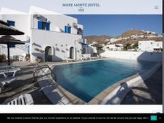 Mare Monte Hotel - 2 * Hotel - Chora - Ios - Cyclades