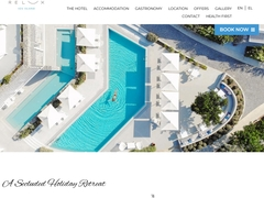 Relux Ios Hotel - Hôtel 4 * - Chora - Ios - Cyclades
