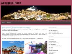 George's Place - Ξενοδοχείο χωρίς ταξινόμηση - Χώρα - Ίος - Κυκλάδες