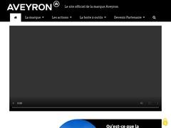 AVEYRON VIVRE VRAI - Site officiel de la marque partagée Aveyron