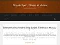 Blog de Sport, Fitness et Muscu - Sportives-Rencontres.top
