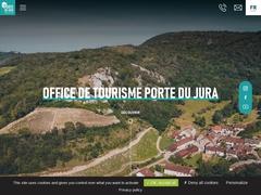 Office de tourisme Pays de Saint-Amour