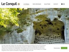 Le Conquil Parc naturel en Dordogne
