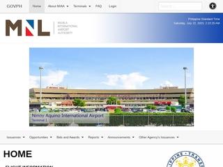 Manila Airport (Ninoy Aquino International Airport)