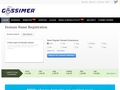 Gossimer Web Hosting and Domain