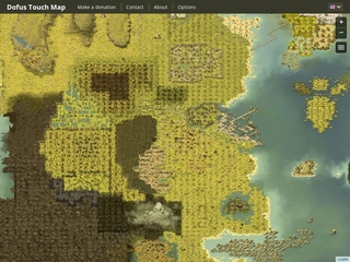DofusTouch Map