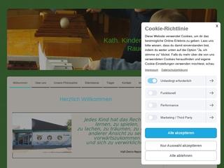Vorschaubild der Webseite von Kath. Kindergarten St. Anna