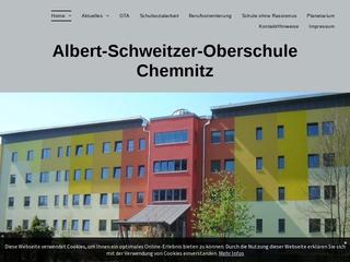 Vorschaubild der Webseite von Albert-Schweitzer-Oberschule