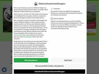 Vorschaubild der Webseite von Privates Gymnasium Calvarienberg