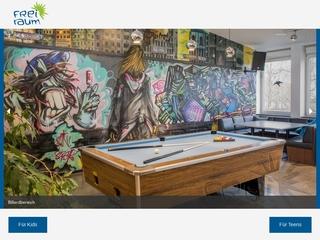 Vorschaubild der Webseite von Jugendzentrum Hallbergmoos