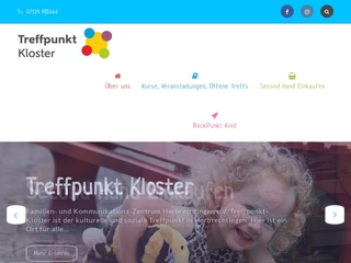 Vorschaubild der Webseite von Familien- und Kommunikationszentrum Herbrechtingen