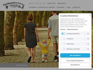 Vorschaubild der Webseite von Familienzentrum Arche Noah