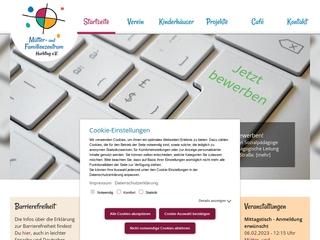 Vorschaubild der Webseite von Mütterzentrum Huchting e.V.