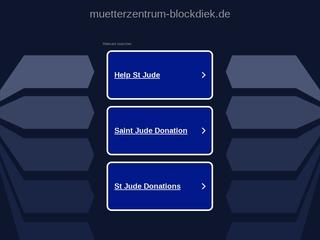 Vorschaubild der Webseite von Mütterzentrum Vahr