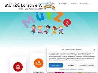 Vorschaubild der Webseite von Mütter-u. Familienzentrum Lorsch e.V.