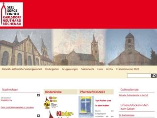 Vorschaubild der Webseite von Kindergarten St. Franziskus