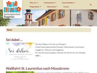 Vorschaubild der Webseite von Kath. Kindergarten St. Marien