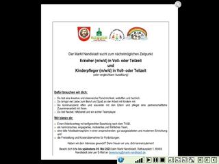 Vorschaubild der Webseite von Gemeindekindergarten St. Johannes