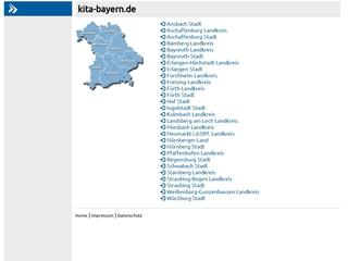 Vorschaubild der Webseite von Kindertagesstätte Erba-Haus für Kinder