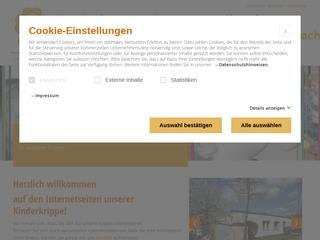 Vorschaubild der Webseite von Kinderkrippe der Apostelkirche