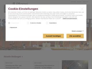 Vorschaubild der Webseite von Kath. Kindergarten und Kinderkrippe Unsere Liebe Frau