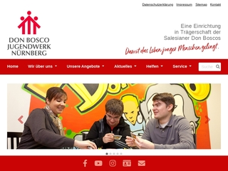Vorschaubild der Webseite von Kinderhort Bartolino