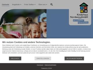 Vorschaubild der Webseite von Kinderkrippe Neunhof