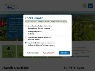 Vorschaubild der Webseite von Herzog-Ludwig-Engelbert-Grundschule Wershofen