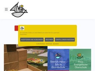 Vorschaubild der Webseite von Freie Evangelische Schule Görlitz