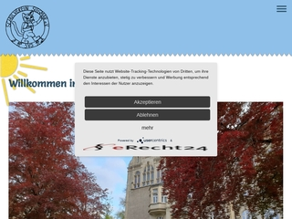 Vorschaubild der Webseite von Grundschule Siegmar