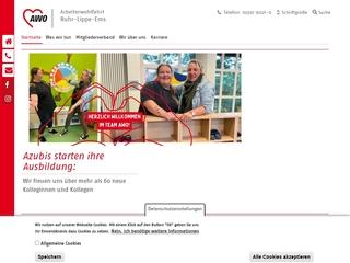 Vorschaubild der Webseite Kindertagesstätte Gänseblümchen