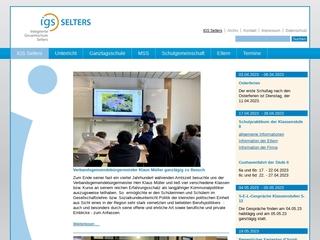 Vorschaubild der Webseite von Realschule Plus Selters