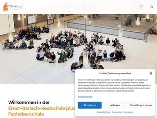 Vorschaubild der Webseite von Realschule Plus mit Fachoberstufe  Höhr-Grenzhausen