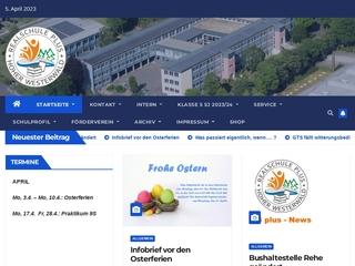 Vorschaubild der Webseite von Realschule Plus Rennerod