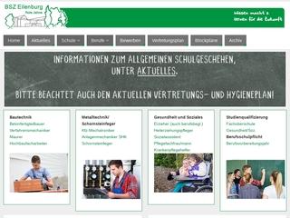 Vorschaubild der Webseite von Berufliches Schulzentrum Rote Jahne