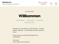 MeinKrebs.de - Hilfe von Betroffenen für Betroffene