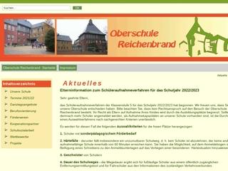 Vorschaubild der Webseite von Oberschule Reichenbrand
