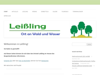 Vorschaubild der Webseite Kindertagesstätte Strohbär