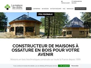 Envie d'acheter une maison en bois ?