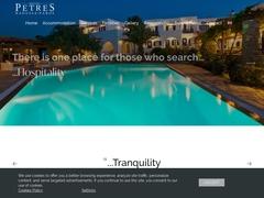 Petres Hotel 2* - Naoussa - Paros - Cyclades