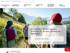 Fondue au chalet d'alpage en raquettes Savoie Mont Blanc Alpes