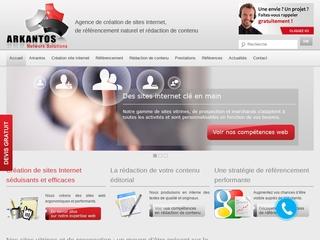 Boosteo : création de site Web, stratégie de contenu et référencement