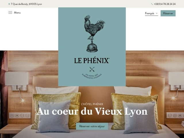 Le Phenix Hôtel ***