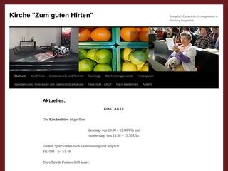 Vorschaubild der Webseite Ev. Kindergarten Zum Guten Hirten