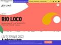 Festival Rio Loco 2010 - Afrique du Sud