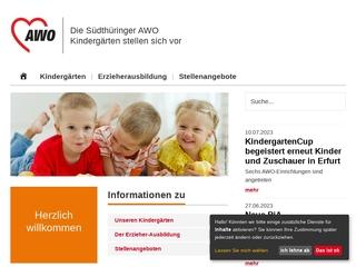 Vorschaubild der Webseite Kindertagesstätte  Charlottenheim
