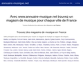 Annuaire-musique.net
