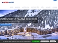 Détails : Location Ski La Plagne Bellecote
