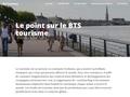 Détails : Bts touristique