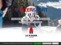 Détails : Webcam La Plagne Belleplagne